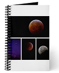 Winter Solstice Lunar Eclipse Journal Book